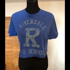 Riverdale Cropped Shirt